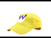 Wario W Logo Yellow Baseball Cap 9SIA8DR5R95080