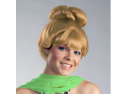 Tinker Bell Wig Peter Pan Disney Fairy Tinkerbell Womens Adult Tink Movie 9SIA8DR5R95038