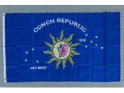 Conch Republic 3' x 5' Flag 9SIA8DR55E6268