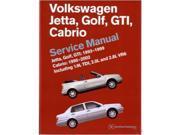 1993-2002 2001 Vw Cabrio Golf Gti Jetta Shop Service Repair Manual Book Engine