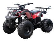 MID SIZE ATV 135D T FORCE Red