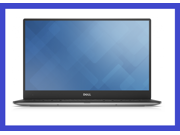Dell 13 XPS 9343  QHD+ 13.3 Inch UltraSharp Infinity Touchscreen Laptop Ultrabook  (Intel Core i7 5500U, 8 GB RAM, 512GB SSD, Silver) Windows 8.1 Free upgrade to Windows 10