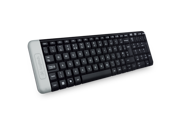 Logitech K230 2.4GHz USB RF Wireless 128-bit AES Mini Keyboard