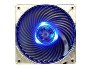 SILVERSTONE Air Penetrator AP121-L AP121-BL 120mm Blue LED 3 Pin Fluid Dynamic Bearing Case Fan CPU Cooler