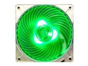 SILVERSTONE Air Penetrator AP121-L AP121-GL 120mm Green LED 3 Pin Fluid Dynamic Bearing Case Fan CPU Cooler