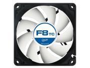 ARCTIC F8 TC Fluid Dynamic Bearing Case Fan 3 Pin 80mm PWM Speed Control 500-2000RPM 31CFM