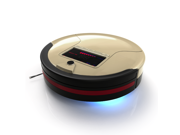 bObsweep PetHair Robotic Vacuum Cleaner and Mop - Champagne