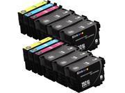 E-Z Ink ™ Remanufactured Ink Cartridge Replacement for Epson 252XXL 252 XXL 252XL 252 XL High Capacity (12) Pack (6 Black, 2 Cyan, 2 Magenta, 2 Yellow) T252XXL120 T252XL220 T252XL320 T252XL420