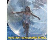 2M Walk on Water Walking Ball Roll Inflatable German Zipper Zorb PVC w/ Blower