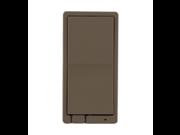 GE Z-Wave Primary Paddle Color Change Kit (13943 - Brown)