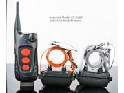 650 Yards Remote Dog Trainer Waterproof Rechargeable Shock Collar Auto Anti bark 9SIA8J53NW6951