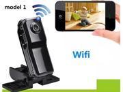 WiFi Camera Mini DV Wireless IP Camera HD Micro Spy Hidden Cam Voice Video Recorder Mini Camcorder Camara MD81S MD99S