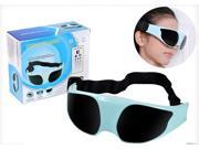 Portable USB Power Electric Eye Care Massager Health Care Alleviate Fatigue Head Stress Relax 9SIA8K73AH3981
