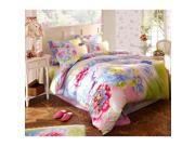 Cotton Active floral printing Quilt Duvet Sheet Cover Sets 4PC Set 9SIA8K73C48567