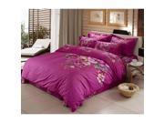 Cotton Active floral printing Quilt Duvet Sheet Cover Sets 4PC Set 9SIA8K73C48684