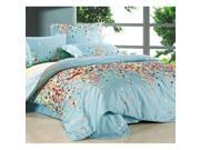 Cotton Active floral printing Quilt Duvet Sheet Cover Sets 4PC Set 9SIA8K73C48691