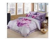 Cotton Active floral printing Quilt Duvet Sheet Cover Sets 4PC Set 9SIA8K73C48633