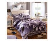 Cotton Active floral printing Quilt Duvet Sheet Cover Sets 4PC Set 9SIA8K73C48637
