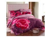 Cotton Active floral printing Quilt Duvet Sheet Cover Sets 4PC Set 9SIA8K73C48590