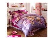 Cotton Active floral printing Quilt Duvet Sheet Cover Sets 4PC Set 9SIA8K73C48686