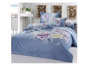 Cotton Active floral printing Quilt Duvet Sheet Cover Sets 4PC Set 9SIA8K73C48609