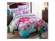 Cotton Active floral printing Quilt Duvet Sheet Cover Sets 4PC Set 9SIA8K73C48676