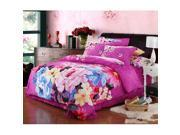 Cotton Active floral printing Quilt Duvet Sheet Cover Sets 4PC Set 9SIA8K73C48573