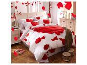 Cotton Active floral printing Quilt Duvet Sheet Cover Sets 4PC Set 9SIA8K73C48612