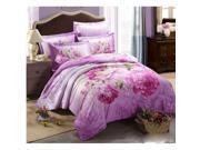 Cotton Active floral printing Quilt Duvet Sheet Cover Sets 4PC Set 9SIA8K73C48624