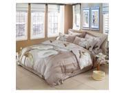 Cotton Active floral printing Quilt Duvet Sheet Cover Sets 4PC Set 9SIA8K73C48632