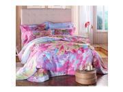 Cotton Active floral printing Quilt Duvet Sheet Cover Sets 4PC Set 9SIA8K73C48681