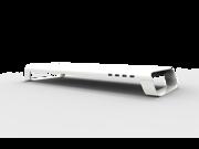 MonitorMate MiniONE Monitor Stand With 4 USB Hub - White