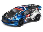 MAVERICK ION RX 1/18 RTR ELECTRIC RALLY CAR