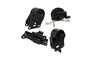 Transmission Mounts Set Front Right Rear 3.5 L For Nissan Murano