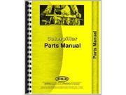 For Caterpillar D5 Crawler (93J905 and UP) (94J2449 and Up) Parts Manual (New)
