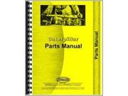 Image of For Caterpillar Wagon W20 Industrial/Construction Parts Manual (New)