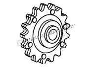 O3258CS New Idler Sprocket For John Deere 105 3300 4400 4420 55 6600 6601 6602 + 9SIA8MC3VP5275