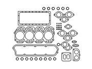 747198M91 New Lower Gasket Set made to fit MF 560 565 660 665 820 825 830 835