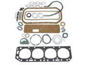 "FPN6008B1 New Ford New Holland Complete Overhaul Gasket Kit .5"""" Bolt Holes"" 9SIA8MC7381338"