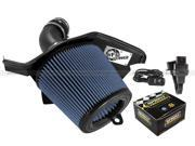 aFe Power 54-12662-BA MagnumFORCE Pro 5R Stage-2 Intake With Sprint Booster