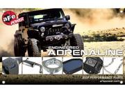 aFe Power PRM; Banner aFe Jeep Products 40 10160