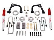 Tuff Country 54910KH Lift Kit w/Shock Fits 05-17 Tacoma