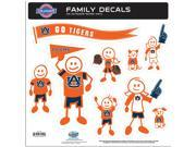 Auburn Tigers Family Decal Set Large 9SIA8MJ6Z31452