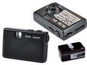5MP HD Smallest Mini Spy Digital DV Camera Video Recorder Camcorder Webcam DVR Spy Hidden Digital 1280*960 Pixels 9SIA8MU38Y4892