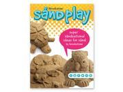 SandPlay Idea Book and Activity Guide for Sand by Brookstone