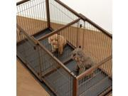 Expandable Pet Crate Divider  Small