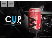 HOCO Car Cup Mount Holder Air Conditioner Vent Outlet Drink Water Bottle Clip Cola Drink holder Air Outlet Stents 9SIA8N83KG3891