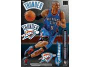 Fathead Oklahoma City Thunder Russell Westbrook 2013 Fathead Teammate (pack Of 6) 9SIA8NP4426257