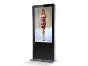 49inch Interactive screen kiosk commercial touch display for digital signage,floor standing, competible with any media player