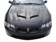 Vicrez Pontiac GTO 2004-2006 SAP Style 2 Piece Polyurethane Grill Inserts  - vz100247